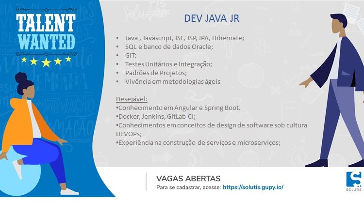 DEV JAVA JR